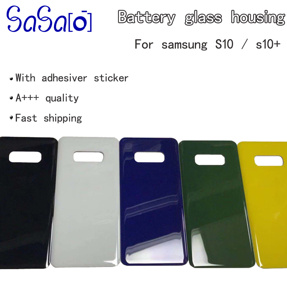Back Glass Replacement For Samsung Galaxy S10 6 1 S10 Plus S10 6 4 S10E Battery