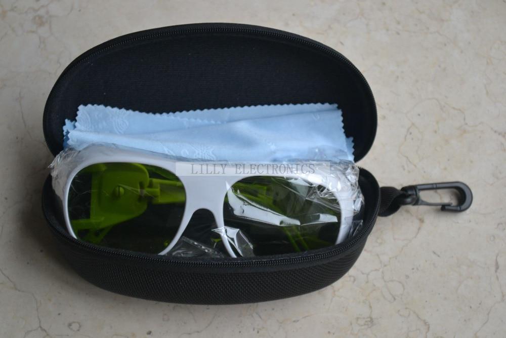 Lunettes de Protection lunettes lunettes pour Laser CO2 10600nm 10.6um-Type dabsorptionLunettes de Protection lunettes lunettes pour Laser CO2 10600nm 10.6um-Type dabsorption