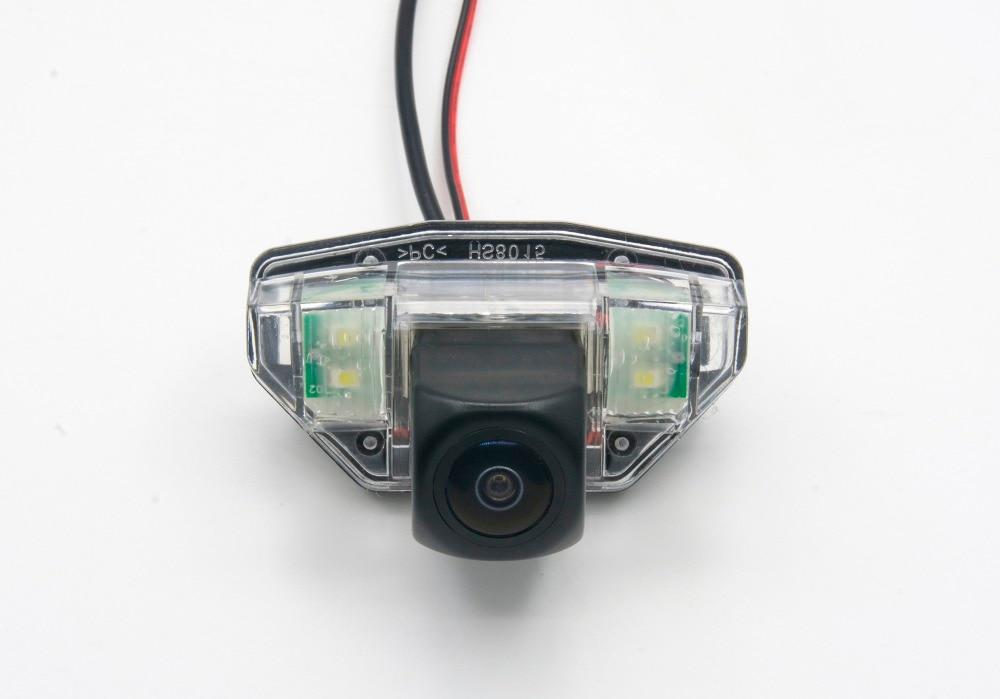 HD Fisheye 1080P MCCD Car Parking Rear view Camera for Honda CRV 2007 2008 2009 2010 New Fit (hatchback) 2008 2009 2010 2011