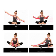 Latex Resistance Band for Yoga