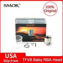 Оригинальный Smok TFV8 Baby Beast RBA Head (восстановленная головка распылителя) для SMOK TFV8 Baby Beast и Big Baby Beast