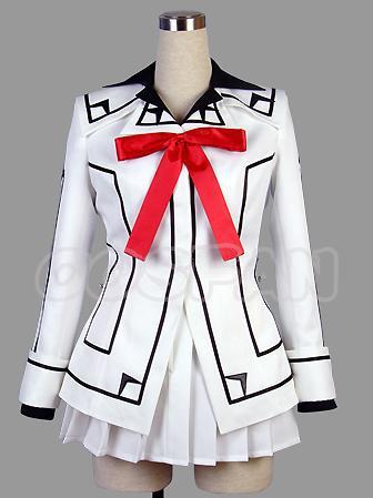 Vampire Knight Soen Liuga cosplay costume anime clothes women Japanese school uniform skirt for girls Custom
