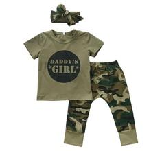 Футболка для малышей Топы с короткими рукавами и штаны милый комплект одежды повседневные комплекты одежды для новорожденных мальчиков и девочек