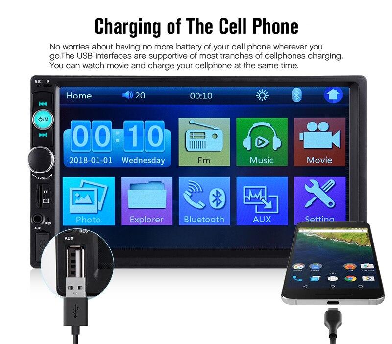 Autoradio Bluetooth (4)