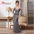 2016 Lace Mother of the Bride Dresses Spring Beaded O Neck Three Quarter Sleeve Mother of the Groom Dress