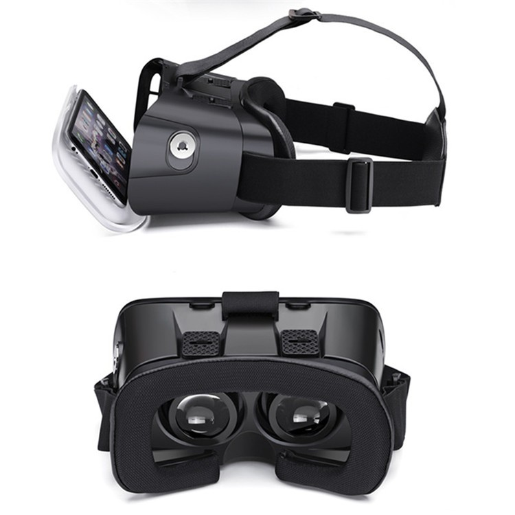 2016 New VR Self-Model Polarized Google Oculus Rift Cardboard Virtual Reality DK2 Gear 3D Glasses for 4.0-6.0 inch Smartphone (31)