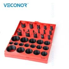 Набор высокотемпературных уплотнительных пломб VECONOR, 419 шт., комплект высокотемпературных прокладок, ассортимент резиновых уплотнительных ...
