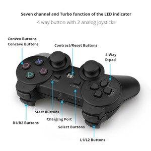 Image 4 - Voor SONY PS3 Controller Bluetooth Wireless Gamepad Controller voor PlayStation3 Gaming Controller Dubbele shock Dualshock Joystick