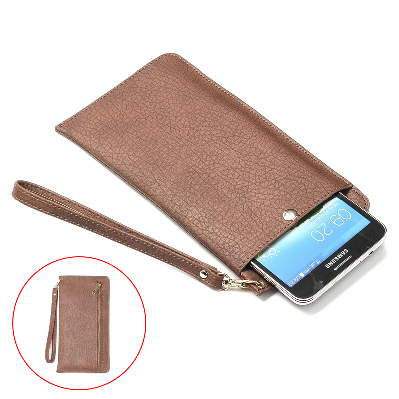 """4 Colours Multifunction Wallet Cover Phone Cases For Xiaomi redmi 2 3 3s 3x Shell Holster Bag With Belt Card slots 6.3"""" Below"""