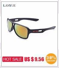 2017 LANYUE New Cheap Retro Sunglasses Men Women Popular Sun Glasses Men's Driving Goggles UV400 Mirror Accessories