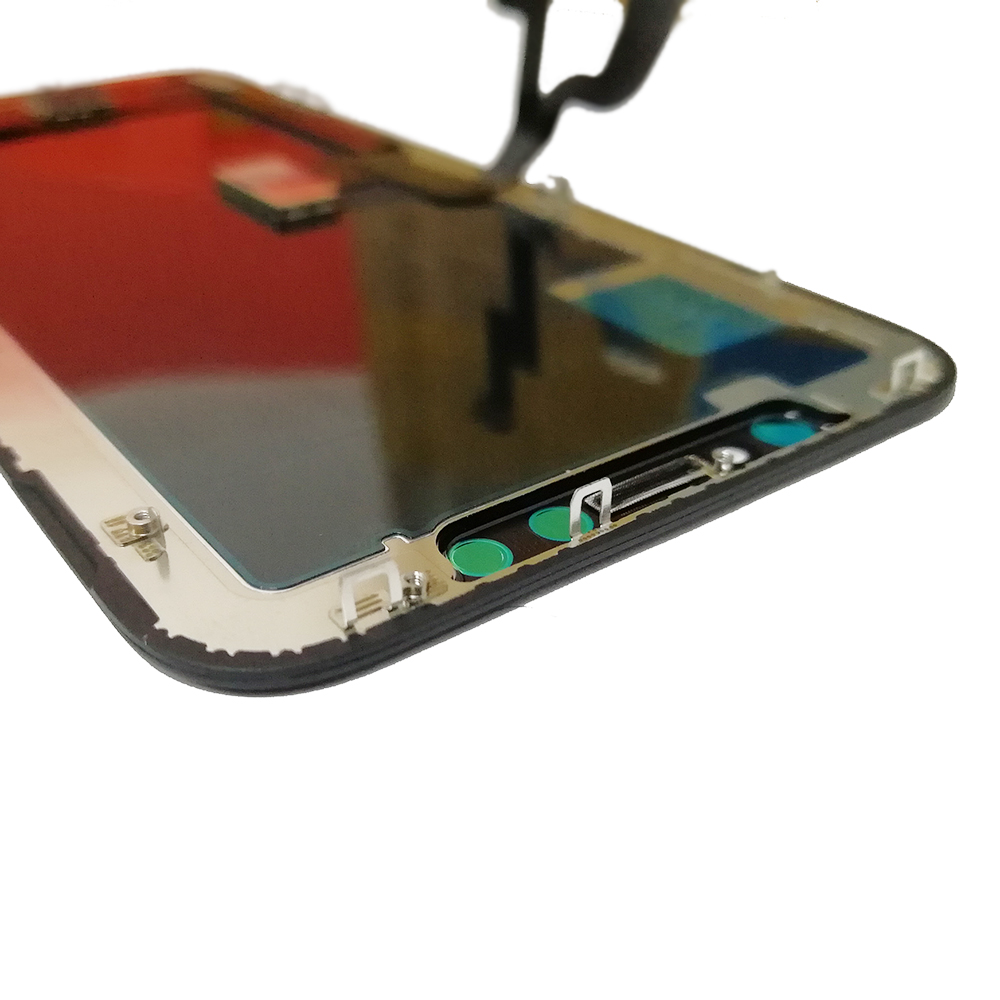 Image 3 - Oled LCD For iphone X XS A1902 A1903 A1901 A1865 A1920 A2097 LCD Display+Touch panel Screen Digitizer Assembly for iphone X XS-in Mobile Phone LCD Screens from Cellphones & Telecommunications