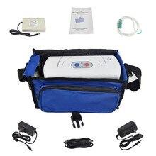 Outdoor Reizen Medische Zorg Legend 3L Gezondheidszorg Mini Draagbare Zuurstofconcentrator Voor Ouderen