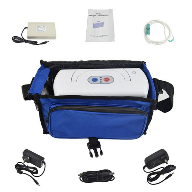 Outdoor travel medical care legend 3L health care mini portable oxygen concentrator for elderlyOxygen Machine
