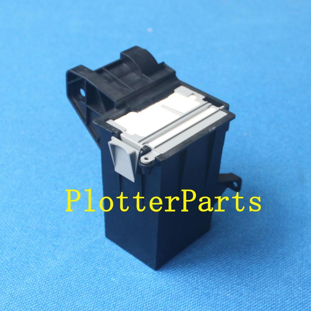 Q5669-67049 Left side spittoon assembly HP DJ Z2100 Z3100 Z3200 plotter parts