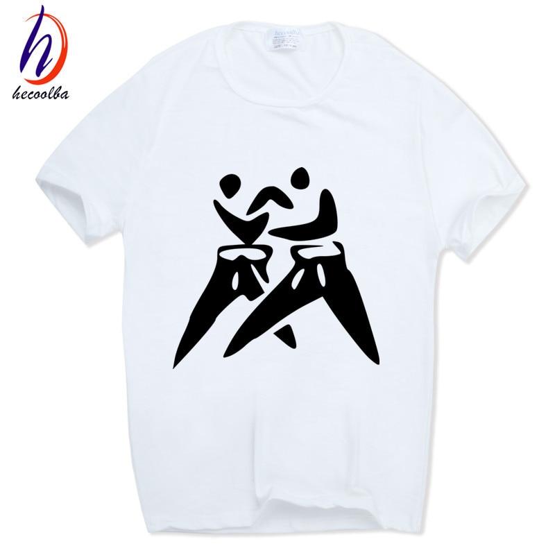 Mäns Evolution Of A Judo Mode T-shirt harajuku hip-hop Kortärmad - Herrkläder - Foto 3