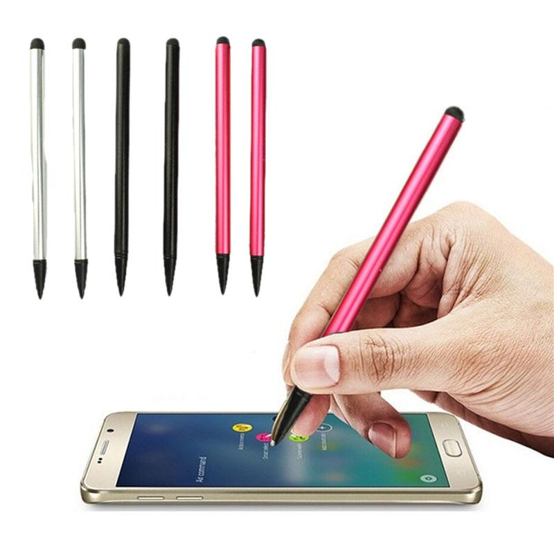 Resistive /& Capacitive Touch Screen Pen Stylus For iPhone 7 Samsung Mobile Phone