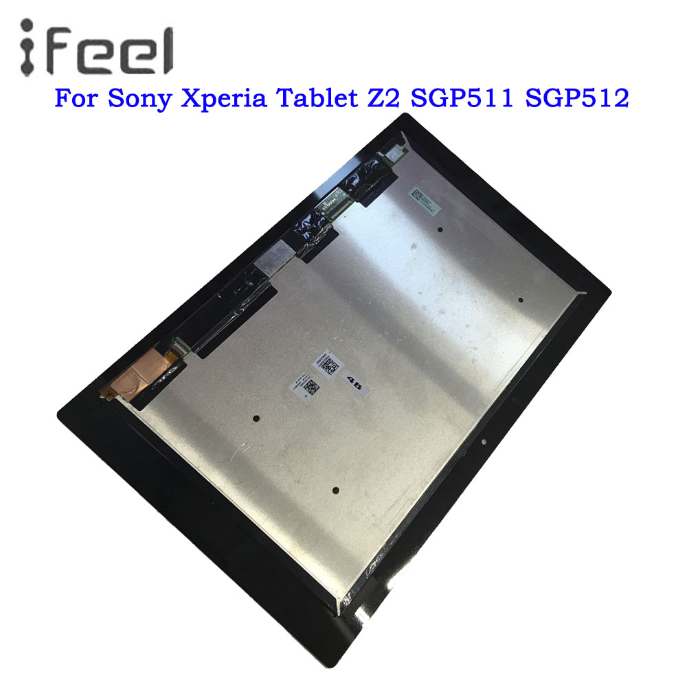 LCD Screen Display for Xperia Tablet Z2 SGP511 SGP512 SGP521 SGP541 Touch Screen Digitizer AssemblyLCD Screen Display for Xperia Tablet Z2 SGP511 SGP512 SGP521 SGP541 Touch Screen Digitizer Assembly