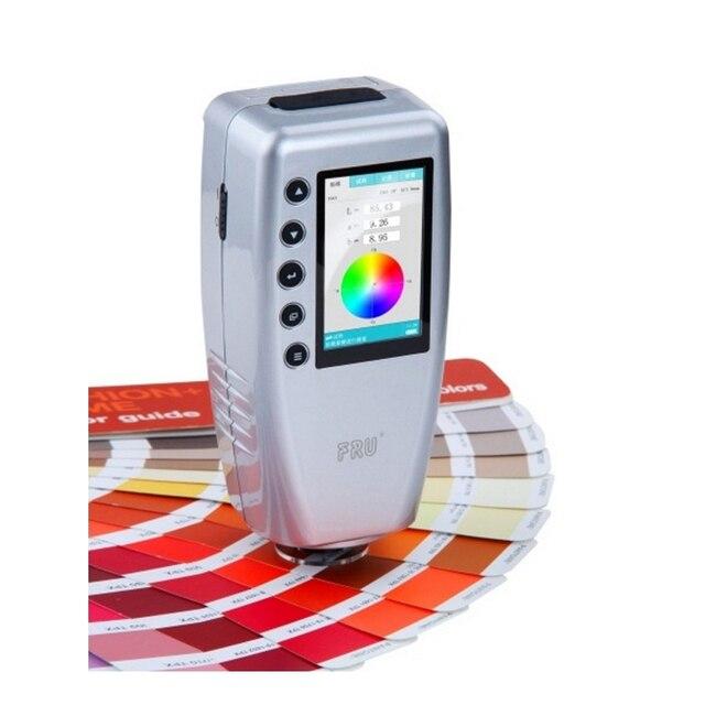 Medidor Digital portátil preciso colorímetro medidor de diferencia de Color medidor de Color lector de Color probador de Color