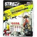Soporte de aleación de camiones Diapasón de Mini Dedo Skate tablas Con Caja Al Por Menor Dedo Skate para Niños Juguetes Regalo de Los Niños