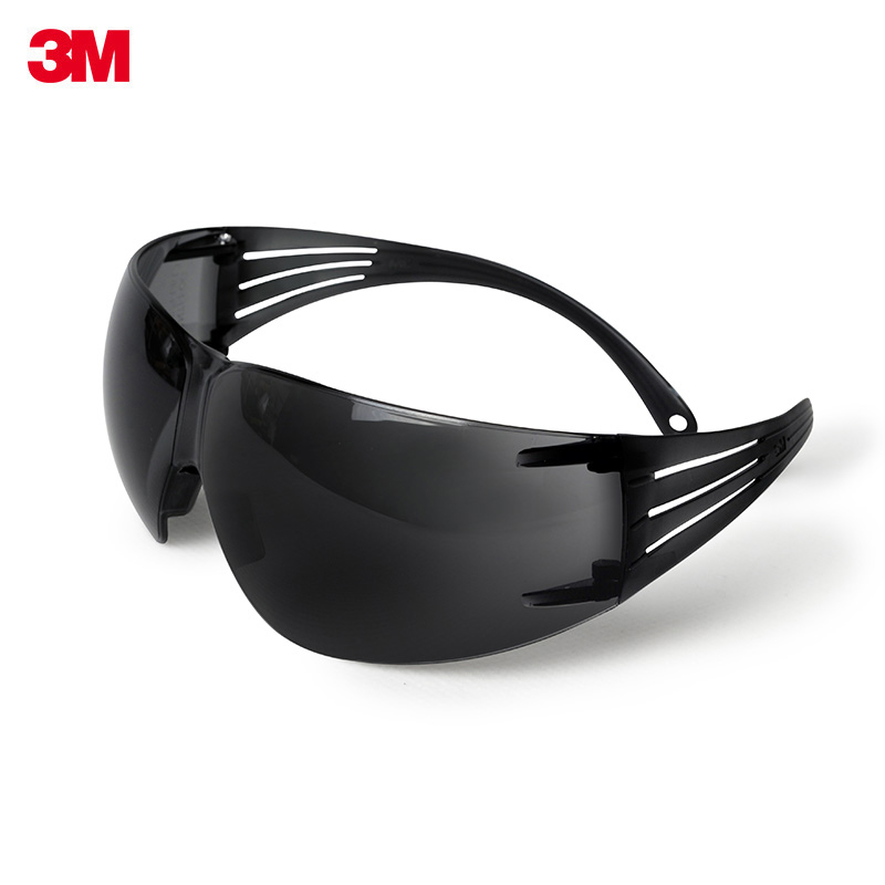 3M SF202 Goggles Windproof Sand Painted Antimist Anti-scratch Eyes Protector Professional Safety Goggles KU004