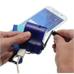 EDC USB телефон аварийное зарядное устройство для кемпинга Туризм Спорт на открытом воздухе Ручное Зарядное устройство Туристическое