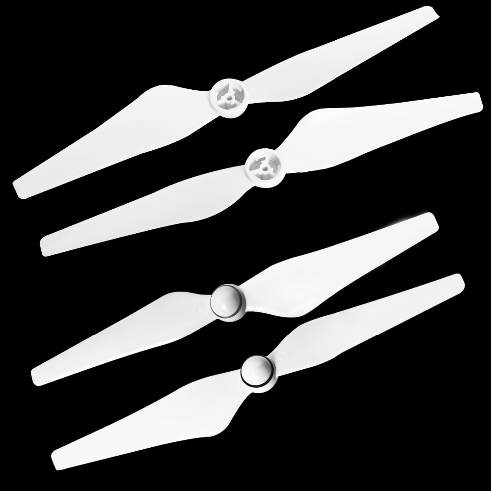 Neewer for DJI Phantom 4 Drone Quick Release Props 2 Pairs Propellers(1 Pair Clockwise and 1 Pair Counter Clockwise)