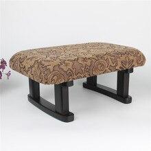 Фиксированной ноги дзен медитации табурет, скамейка Портативный дерево Йога сейдза на коленях медитации скамьи мягкий Подушки угловой сиденье Японии стул