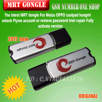 2017 New Set 100 Original MRT DONGLE MRT Dongle For Unlock Meizu Flyme Account Or Remove