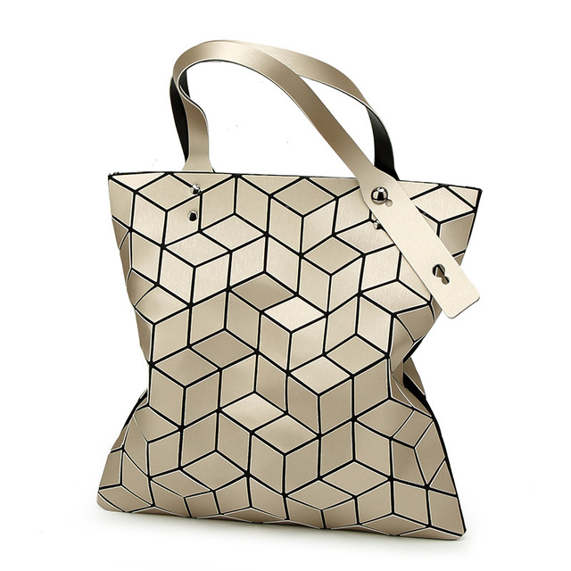 2018 An Brand Design Women S Handbags Matte Geometry Shoulder Bag Fashion Las Handbag Female