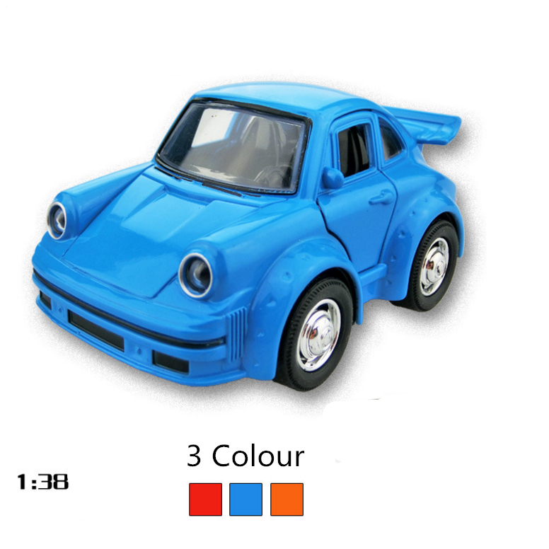 138 kids toys fast mini porsche metal toy cars model pull back car miniatures gifts for children