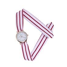 Лой простой стиль Звездное небо модные наручные часы для Для женщин Пряжка круглый светодиодный кварцевые часы сплава настольная лампа наручные часы