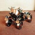 De Metal hechos a mano playa ATV motocicleta modelo juguetes para niños regalo de cumpleaños