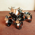 Handmade Metal ATV Beach motorcycle Model Toys for kids birthday gift