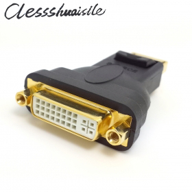 Wholesale Lot 100X DP Display Port Male To HDMI Female Cable Converter Adapter