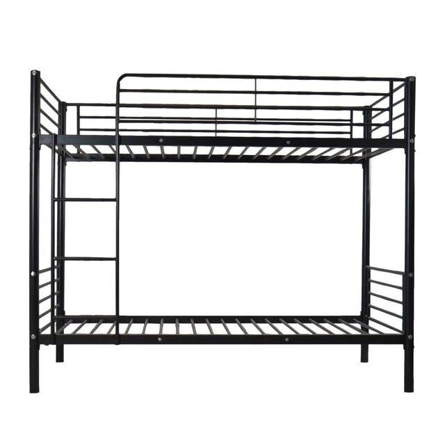 Twin Bunkbed  Frame w/ Ladder  6