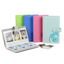3 Inch 96 Pockets Photo Album Ticket Card Collection Picture Case for Polaroid Fujifilm Instax Mini 9/8/7s/25/70/90/LiPlay