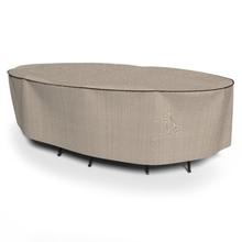 Пвх уличная мебель для патио Пылезащитная Крышка круглый стол дождевик Патио Водонепроницаемый защитный чехол