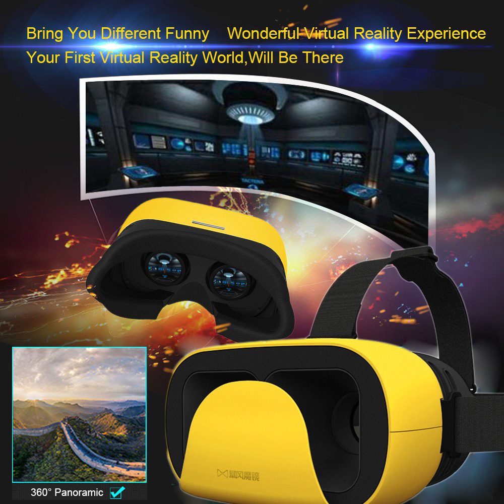 VR 3D Virtual Reality Glasses Helmet Cardboard Headset Stereo Box VR Devices For Samsung Android iOS Smart Phones