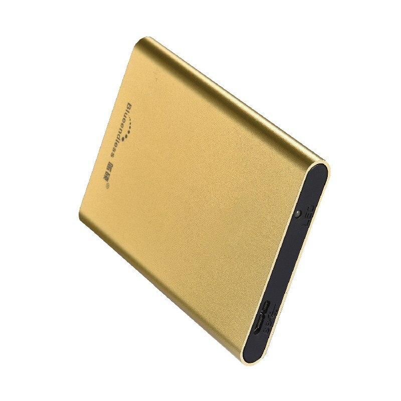 Blueendless HDD 2.5 USB 3.0 Disque dur externe 320 gb Disque Dur hd externo disco duro externo Disque dur