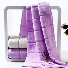 2017 Super Soft 100% Cotton Bath Towel Sports Gym Fast Drying Fabric Fashion Women Shower Skin Care Absorbent Towel