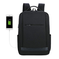 New Student Leisure Travel Backpack With USB Smart Charge 15 6 Inch Laptop Bag Business Computer