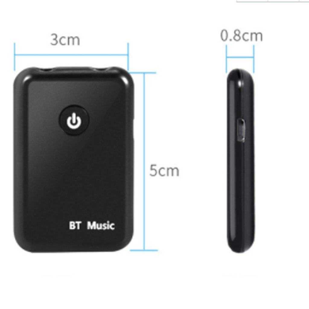 Bluetooth 4 2 Receiver Transmitter 2 IN 1 Wireless Adapter 3 5 mm Jack Audio For Home Phone TV MP3 PC Speaker in Wireless Adapter from Consumer Electronics