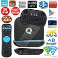 Q S905X CAIXA Android 6.0 Caixa de TV Quad Core UHD 4 K KODI H.265 Miracast DLNA 2.4G 5G Wi-Fi Smart tv Media Player PK X96 H96 pro