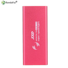 SSD to USB3.0 hard disk box M.2 hard disk box USB3.0 high-speed transmission M2 NGFF to usb3.0 FC-ssd with original package