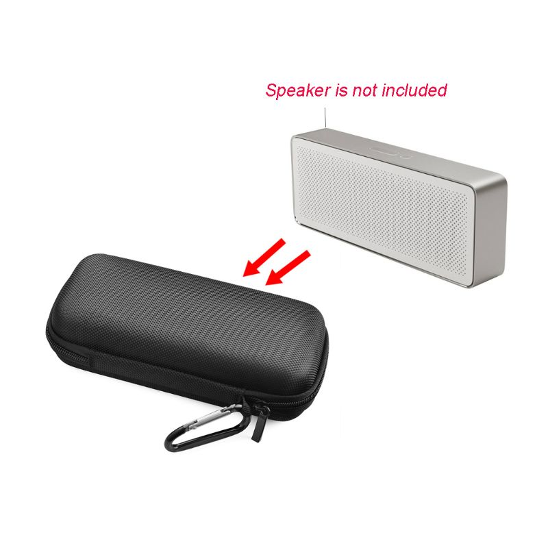 Travel Hard EVA Zipper Case Protective Sleeve Storage Bag Pouch For Xiaomi Mi Bluetooth Speaker And Cable Hot