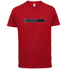 Achievement Unlocked Stag - Mens T-Shirt -Stag Do / Gaming Alcohol- 13 Colours Print T Shirt Short Sleeve Hot Tops