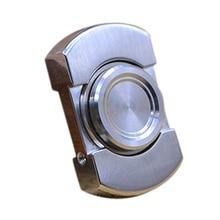 Hand Spinner More Than 4 Min Torqbar Brass EDC Toys Finger Spinner Gyro Stress Relief Fidget Spinner Gyroscope Metal Focus Toy