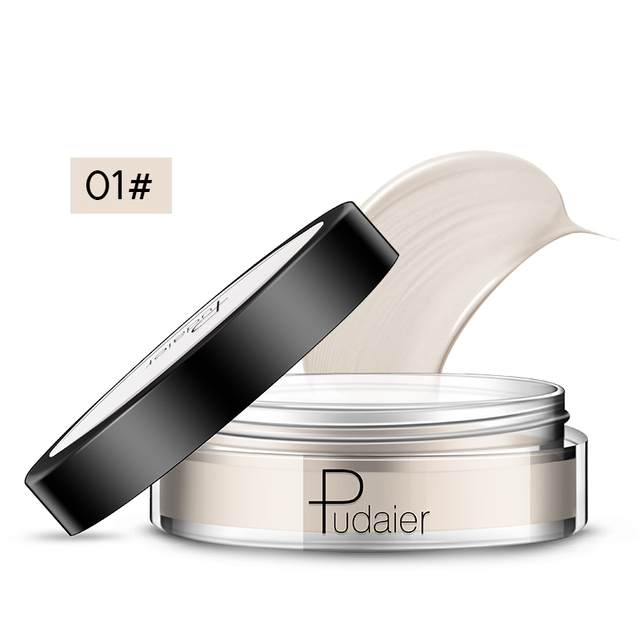 Pudaier Makeup Prime Cream Lips Eyes Base Cream Moisturizing Concealer Primer Mineral Maquillaje Profesional Face Cosemtics 5