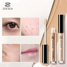 Full Coverage Makeup Liquid Concealer Eye Waterproof MakeUp Base Cosmetic Pores Dark Circles Brighten