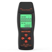 EMF Meter Handheld Mini Digital LCD EMF Detektor Elektromagnetische Bereich Strahlung Tester Dosimeter Tester Zähler